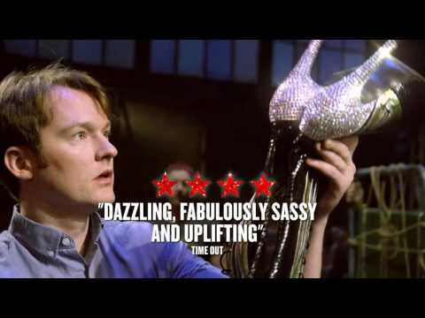 Kinky Boots At The Adelphi Theatre: The Reviews