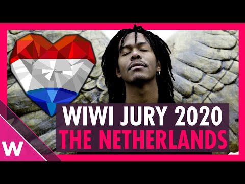 """Eurovision Review 2020: The Netherlands - Jeangu Macrooy """"Grow"""" 