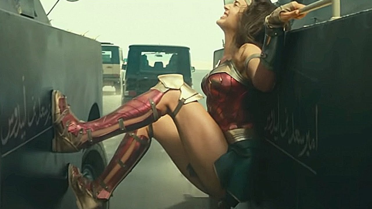 New Wonder Woman 1984 Trailer Is Extremely Revealing Youtube