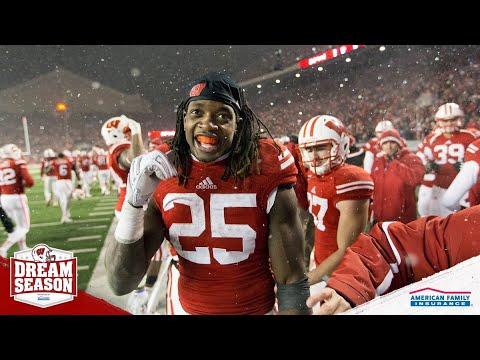 Melvin Gordon 408 - 2014 Nebraska at Wisconsin   Nov. 15, 2014   Wisconsin Football   Dream Season