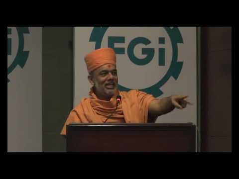 Swami Gyanvatsaldasji's Talk on Equanimity at all times