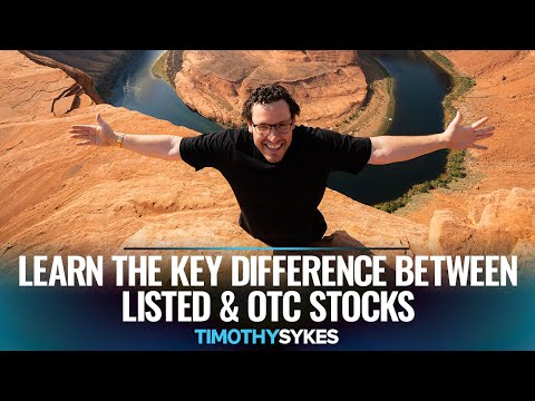 Learn the Key Difference Between Listed and OTC Stocks