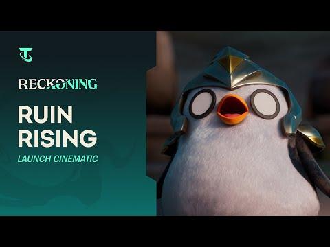 Ruin Rising | Reckoning Launch Cinematic  - Teamfight Tactics