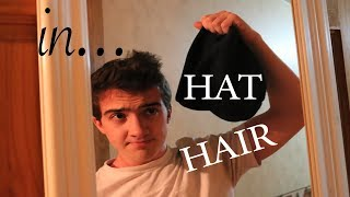 """""""Everyday Situations"""" 06: Hat Hair"""