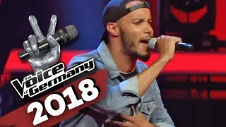 Limp Bizkit - Take A Look Around (Sascha Coles) | The Voice of Germany | Blind Audition