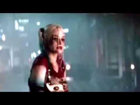 Suicide Squad  Harley Quinn  Scene