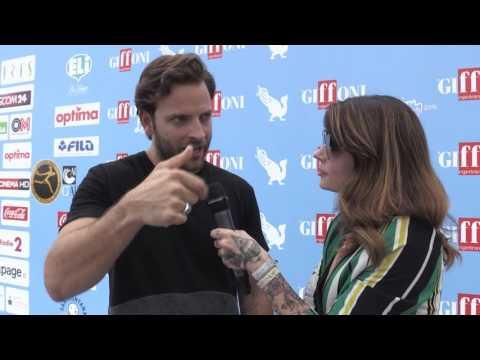 Intervista Alessandro Borghi - Giffoni Film Festival 2016