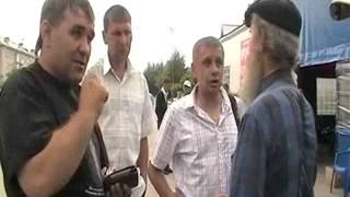 Г.Боготол. Еретики жующие. Игнатий Лапкин. 2012