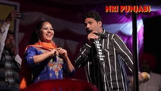 Vich Gali de ho gye takre || Baljeet chamkila ft Puneet kaur New live show 2020
