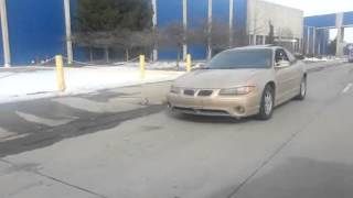 gtp and 07 monte carlo ss burnouts