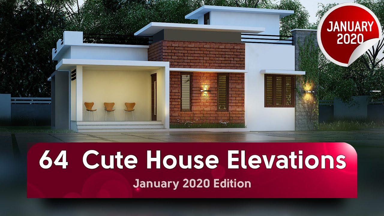 64 Best Single And Double Floor Contemporary Style Modern Elevation Designs Home Pictures