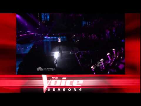 "Michelle Chamuel: ""Time After Time"" - The Voice S04 Semifinals"