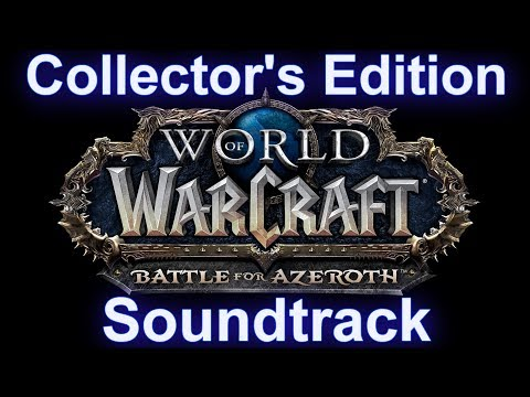 Battle for Azeroth Collector's Edition...