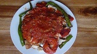 Iskender Kabab- Türkische Küche