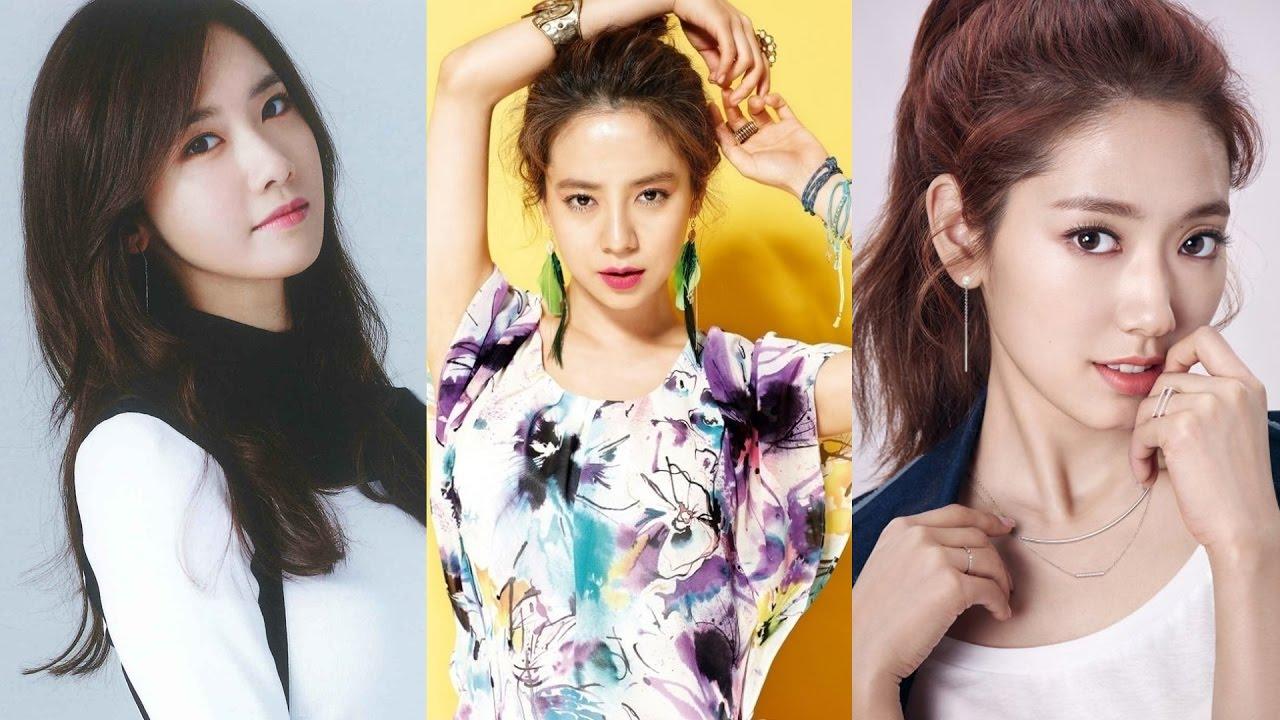top 10 beautiful korean actress without plastic surgery - youtube