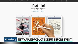 Apple Debuts Mid-Tier IPad With Larger Screen and New iPad Mini