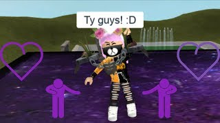 """""""STOP SAYING TY ITS SO STUPED"""" // Roblox Runway Rumble"""