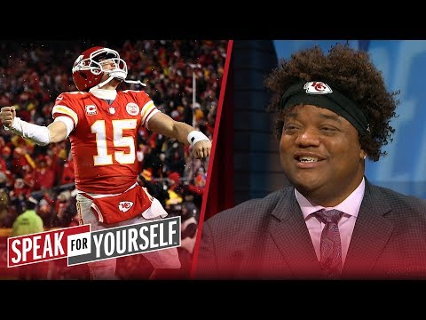 Jason Whitlock warns Tom Brady nothing lasts forever — It's Mahomes' time | NFL | SPEAK FOR YOURSELF