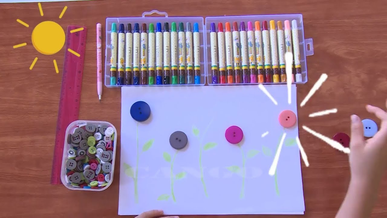 Creative Painting Ideas On Paper