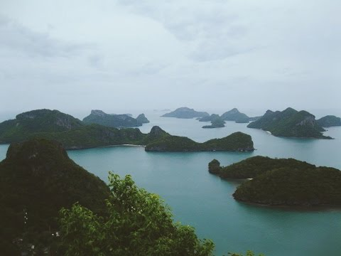 SOUTHEAST ASIA ON A SHOESTRING // THAILAND, MALAYSIA AND SINGAPORE
