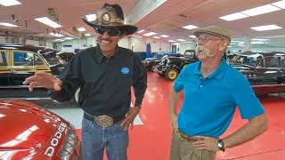 Richard Petty Car Collection Tour | S16E22 thumbnail