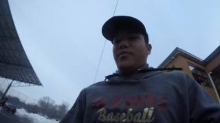 A Day In A Life Of A College Commit High School Baseball Athlete vlog4