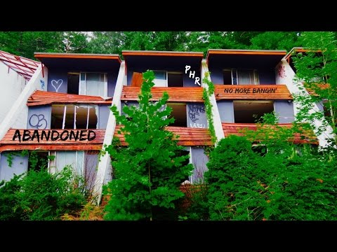 ABANDONED PENN HILLS, Swingers Resort in the Poconos