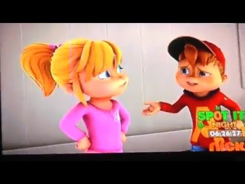 Alvin and Brittany Kiss!!!