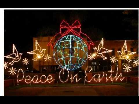 Christmas Lights Outside Ideas