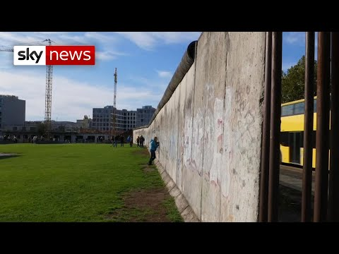 Special Report: The Berlin Wall 30 years on