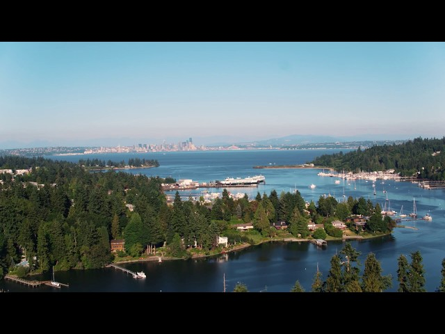 Eagle Harbor: Bainbridge Island Waterfront Homes