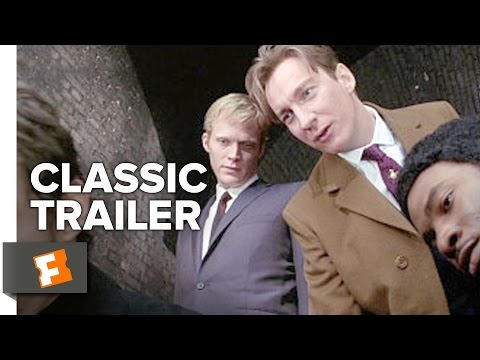 Gangster No. 1  (2000) Official Trailer #1 - Malcolm McDowell Movie HD