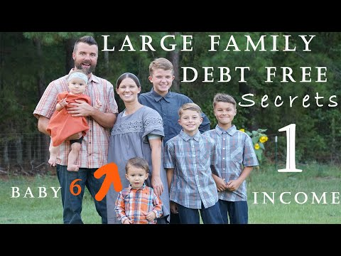 Not Your Typical Debt Free Living Video:Pay Off Mortgage,Buy