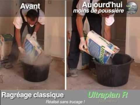 MAPEI : Moins De Poussière Avec Le Ragréage Low Dust Ultraplan R!   YouTube