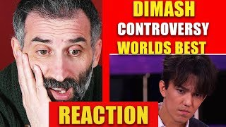 Dimash's Final World's Best Performance - The World's Best REACTION