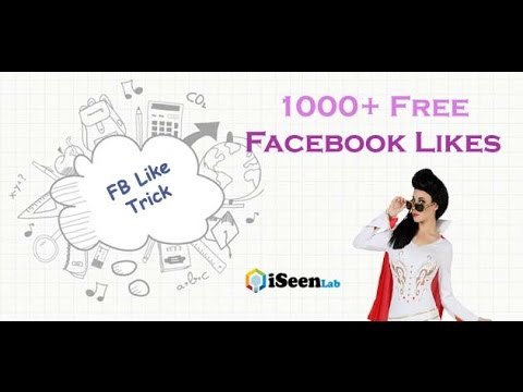 1000 free facebook likes with likelo photo liker