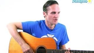"How to Play ""Honky Tonk Blues"" by Hank Williams on Guitar"