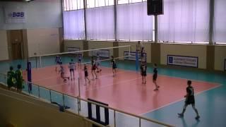 Турнир по волейболу среди мальчиков 2003г.р.,г.Обнинск 7-9 апреля 2017г.
