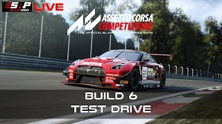 Assetto Corsa Competizione - Build 6 Testing! (Nissan GTR GT3, Monza)