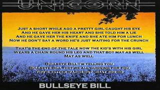 Unicorn - Bullseye Bill (+ lyrics 1976)
