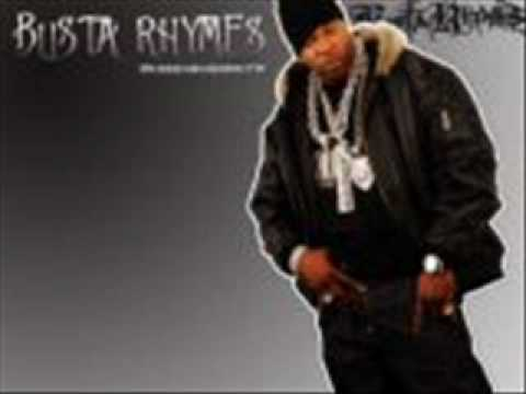Busta Rhymes Touch It(Clean)
