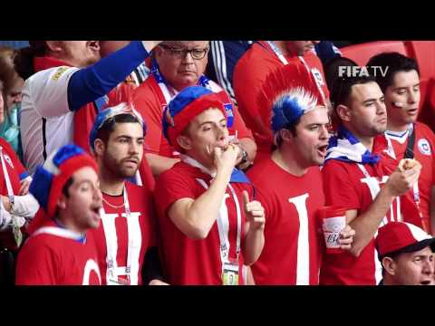 The Story of Matchday 7 at the FIFA Confederations Cup 2017