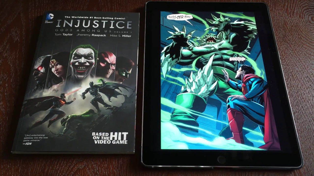 NEW 2017 2nd Gen iPad Pro 12 9 Comic Reader!