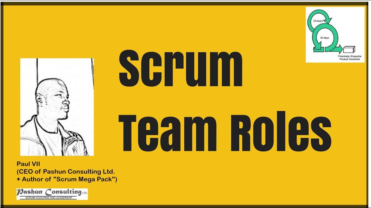 Scrum Master Certification Roles What Is Scrum Masteragile