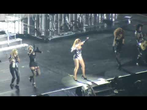Beyonce  Single Ladies Live In Athens 8112009