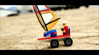 Lego Landsailing at the 2014 World Championships