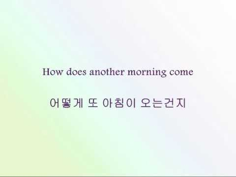 Super Junior K.R.Y - 한 사람만을 (The One I Love) [Han & Eng]