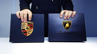 SMARTPHONES de LUXO   Porsche & Lamborghini Edition