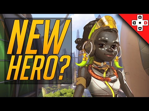 Is Efi Oladele the 24th Hero of Overwatch?