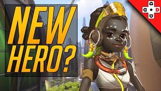 Is Efi Oladele the 24th Hero of Overwatch?